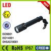 IP67 nachfüllbare bewegliche mini explosionssichere LED Fackel-Leuchte