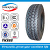 放射状のTruckおよびBus Tire、TBR Tire、Tubeless Car Tire (11R24.5)