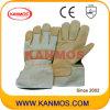 Промышленная безопасность Теплые Зерно Кожаные рабочие перчатки ( 12001 )null