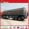Asphalt Liquid Bitumen Heating Storage Truck Trailer / Bitumen Tank
