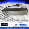 Bluetex Bh0118A USB 거울 4 운반 허브