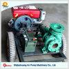 Bomba de agua centrífuga de irrigación de la granja de la agricultura del motor diesel