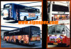 デジタル印刷ビニールまたはバスステッカーSav140
