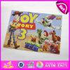 Brinquedo de madeira do enigma de 2015 crianças Non-Toxic as mais atrasadas, enigma de madeira para crianças, enigma Jigsaw W14c132 do brinquedo do brinquedo das crianças da alta qualidade