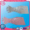 Устранимые длинние перчатки длины для свиньи