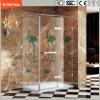 impression de Silkscreen de 3-19mm/gravure à l'eau forte acide/givré/configuration Safetytempered/verre trempé pour la maison, salle de bains d'hôtel/douche/écran avec le certificat de SGCC/Ce&CCC&ISO