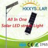 Alto 70W brillante todo en una luz de calle solar del LED