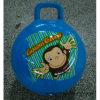 Раздувной шарик хоппера скача шарика космоса PVC