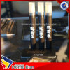 Papel de balanceo Pre-Rodado calificado aduana del cigarrillo del cono del papel de balanceo del oro 24K