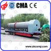 Máquina do secador giratório com o certificado do ISO de confiança e a tomada de fábrica