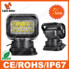 50W LED Working Light 7inch 6000k LED Remote Search Light voor Op zwaar werk berekende Lights Maker Accessories