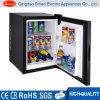 Refrigerador automático preto Thermoelectric do Minibar do escritório