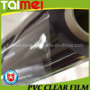 PVC Clear/Transparent Film di 0.08mm~3mm Soft