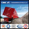 Heißes Sale Cimc Huajun Seite-Tipping Van-Type Semi Trailer für Mining Site