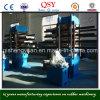 Press 또는 Rubber Vulcanizing Machine/Rubber Plate Vulcanizer 치료