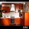 De Welbom da cereja da madeira contínua armário 2016 de cozinha americano
