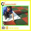 Utilizado 3/4  suelo de goma no tóxico de la gimnasia para Crossfit/la cubierta del suelo de la gimnasia