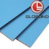 GLOBOND плюс панель PVDF алюминиевая составная (PF-461 свет - синь)