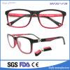 La double couleur solide de la Chine badine la lunetterie optique de Plein-Bâtis