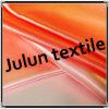 Tissu de satin de polyester, poly tissu de satin