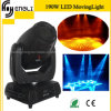 190W LED Moving Head Light per Stage con Rainbow Effect