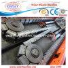 Производственная линия трубы из волнистого листового металла PE/PP одностеночная