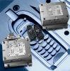 Modelagem por injeção plástica do escudo do telefone móvel