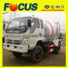 caminhão do misturador concreto de 4cbm Rhd