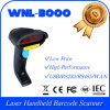 Qr Pdf417 tablet PC. Supermarket Inventory Wnl-3000-Sr USB/RS232 1d laser hand hero postage bar code scanner reader for Andriod Phone