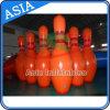 Esfera humana inflável engraçada e de Excitting de bowling para jogos ao ar livre
