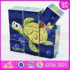 Hölzernes Puzzle des heißesten Kind-2016, Form-Baby-hölzernes Puzzle, Großverkauf-billig hölzernes Puzzle W14f048