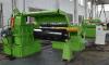 22kw Recoiler 9PCS Slitting Blade Cr12 Cortar--Length a Line Slitting Machine