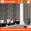 Papier peint de vinyle de PVC de la décoration 3D de mur avec la catégorie élevée