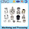 Поворачивать CNC S45c подвергая механической обработке филируя