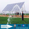 système de pompe solaire d'irrigation de l'eau du puits 200kw profond