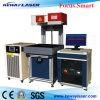 Hohe Leistungsfähigkeits-Leder CO2 Laser-Markierungs-Maschine