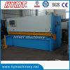 QC11Y-12X3200 máquina de corte de chapa de acero hidráulica