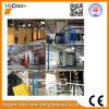 Metallische Möbel-Adjustage-Puder-Schichts-Zeile