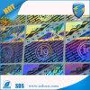 De Zelfklevende Anti-Counterfeit Sticker van het hologram