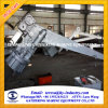 CCS/ABS/BV/Ec Zustimmungs-einzelner Arm-Rettungsboot-Kran