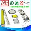 Tablero bajo de aluminio del LED para la fuente de la MAZORCA con el módulo ligero del PWB del LED