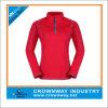 O esporte ativo do fecho de correr T Coolmax de Microchill das mulheres cobre (CW-AT1514)