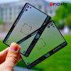 Kontaktlose RFID Chipkarte lichtdurchlässiges Plastik-Belüftung-Geschäft Identifikation-