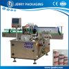 Positionnement automatique Machine d'étiquetage d'étiquettes de colle humide pour bouteille et pot