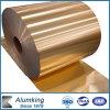 Enroulement en aluminium de cuivre de galvanoplastie pour le travail manuel