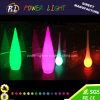 Luz colorida moderna do assoalho do diodo emissor de luz da decoração do casamento do Natal do evento