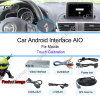 2014년 Mazda를 위한 접촉 Control Android Navigation + Video Interface Axela, Atenza, Cx 5 Support Car DVR, Car Camera, 텔레비젼