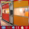 Puerta rápida de alta velocidad industrial motorizada de la persiana enrrollable (YQRD0103)