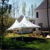 Copertura superiore personalizzata del tetto della tela incatramata della tenda del Palo