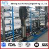 Desalinizadora modificada para requisitos particulares del agua del RO